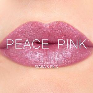 ✨NWT Peace Pink Lipsense ✨RARE✨